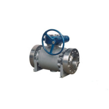 Casting Steel Floating Ball Valve