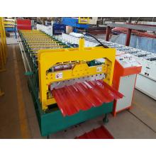 Quality Assured Steel Single Sheet Trapezoidal Wall Board Roll Forming Machine
