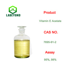 Best quality 7695-91-2 Water Solubility Vitamin E Acetate Oil
