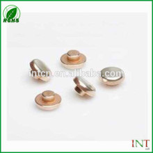 Hot sell new products Electrical contact materials switch contact points