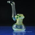 Verre Fumé Sherlock Style Bubbler pour fumée avec fumeur (ES-HP-063)
