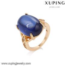 14725 xuping ювелирные изделия оптом фабрика в Гуанчжоу 18 к позолоченные мода кольцо для женщин