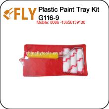 5 pcs Paint Tray Set