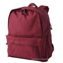 La mochila portátil roja (hx-q021)