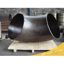 Raccords de coude à petit rayon en acier au carbone