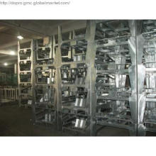 Metal Storage&Conveying Used Stackable&Collasible Stack Rack