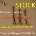 Roofing Screw Self Drilling Screw Bi-Metal Screw