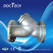 Flanged Y-Type Stainless Steel Strainer/Filter