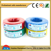 OEM Professional Chinese Factory of Electrical Wire and Cable
