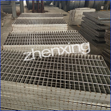 Interlocking Safety Grating med Non-Slip