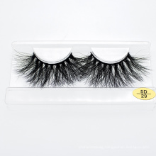 3D 5D 25mm Eye Lashes Wholesale Mink Lashes with Custom Package Box