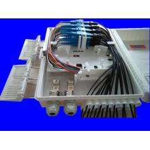 Caixa de Distribuição de Fibra FTTH 16 Cores