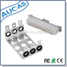 Fabricação 100 Pares Krone LSA PLUS MDF Distribuidor Protetor Preço de bloco razoável