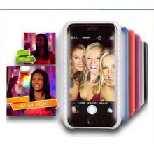 LED lumineux lumière cas de téléphone portable pour l'iPhone 6