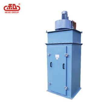 Máquina colectora de polvo de filtro de bolsa para alimentación
