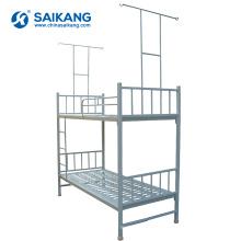 X06-1 Больница Медицинская Металлическая Двухъярусная Кровать Для Продажи
