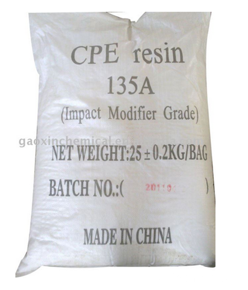 Impact Modifier Chlorinated Polyethylene/CPE/CPE 135A