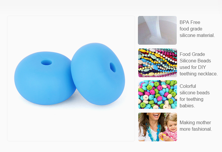 Silicone Gel Beads