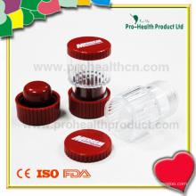 Пилюли дробилки с контейнером для таблеток (PH1234A)