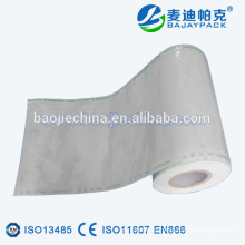 Esterilización médica Flat Tyvek Paper Reel