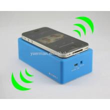2015 nouveau produit téléphone portable tablette pc inducteur haut-parleur pour