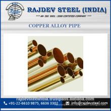 Tubo atractivo 90/10 de la aleación de cobre de la calidad superior en la gama baja