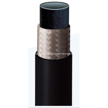 1-layer Fiber Braided Rubber Hose