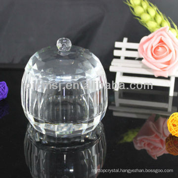 Best-selling Crystal Jewellery Box for Decoration & Gift CJ-M001