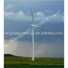 CE direto unidade baixa velocidade baixa partida binário gerador 20KW Eixo Horizontal vento poder gerador de ímã permanente