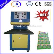 Purificadores de cartão pendurado máquina de embalagem
