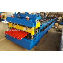 aluminium roofing tile glazing forming machine