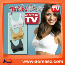 The high quality Fashion Design Ladies Genie Silicon Bra