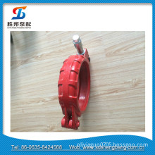concrete pump coupling