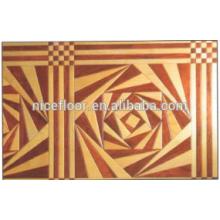 Fancy Parquet Hard Wood Flooring