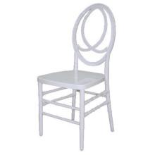 アンバー クリスタル PP 樹脂フェニックス椅子