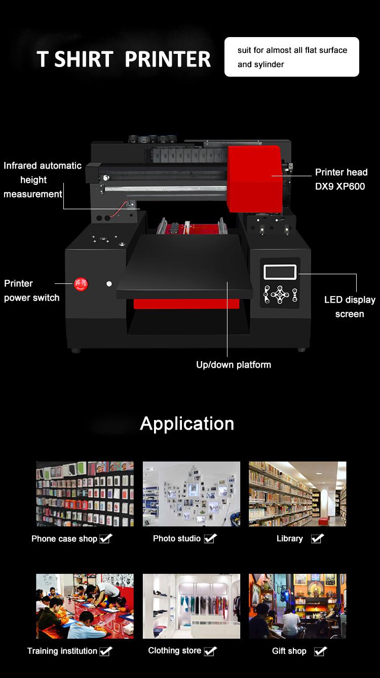 T-Shirt Printer Guangzhou