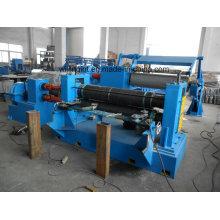 Ligne de coupe automatique de bobine d'acier, machine de coupe à la vente