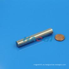Separador de imanes permanente de barra de buena calidad