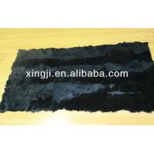 окрашенная в черный цвет высокое качество малыш мех плиты