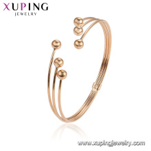 52046 Gros design spécial dames bracelet gracieux 18k plaqué or bijoux