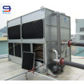 98 ton Closed Circuit Cross Flow GHM-380 Evaporative Cooling Tower for Vacuum Furnace Cooling