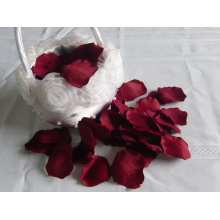 2015 Hot Sale Real Touch casamento usar pétalas de flores secas artificiais