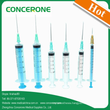 10ml Plastic Auto Disable Syringes with Luer Slip