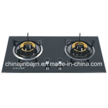 2 Burners Tempered Glass Built-in Hob/Gas Hob/Gas Stove