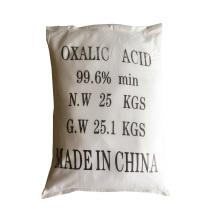 ácido oxálico 99,6% min em ácido orgrânico