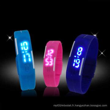 Montre cadeau coloré de montres de montres OEM Factory Watch (DC-510)