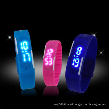 Colourful Cheapest Gift Watch OEM Factory Promotion Watch (DC-510)