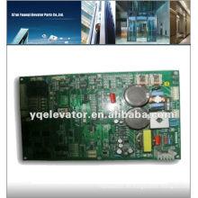 PWB del elevador de Hyundai, tablero de la PCB del elevador, tablero de control del elevador