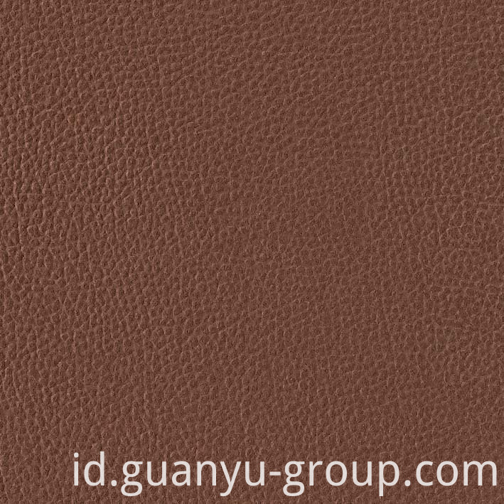 Brown Leather Look Porcelain Floor & Wall Tile