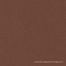 Brown Leather Look Porcelain Floor / Wall Tile